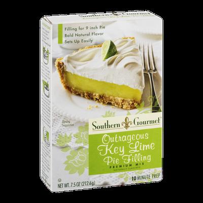 Southern Gourmet Premium Pie Filling Mix Outrageous Key Lime