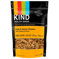 KIND Healthy Grains Oats & Honey Clusters with Toasted Coconut