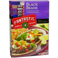 Fantastic Foods Instant Black Bean , 3.3 pound -- 3 per case