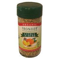 Frontier Herb Organic Citrus-N-Herb Seasoning 1.80 oz.