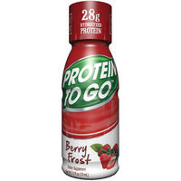 Pro Balance LLC Protein to Go Berry Frost Protein Shot