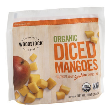 Woodstock Mangoes Diced Organic