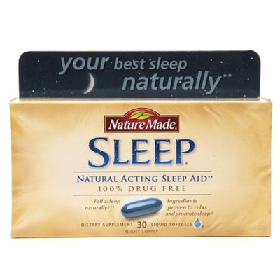 Nature Made Natural Sleep Aid