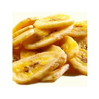 Yankee Traders Banana Chips ~ Dried ~ 5 Lbs.
