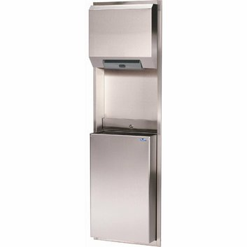 Frost Products Recessed Automatic Paper Towel Dispenser