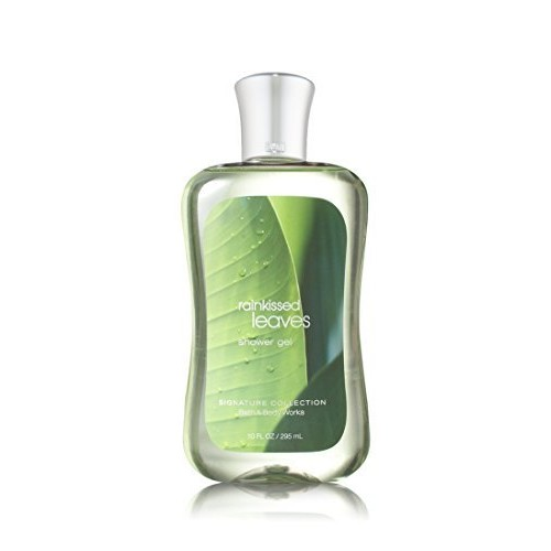 Bath Body Works Bath and Body Works Rainkissed Leaves Shower Gel 10 oz