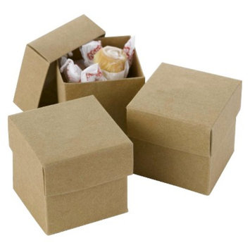 Hortense B. Hewitt Kraft Favor Boxes