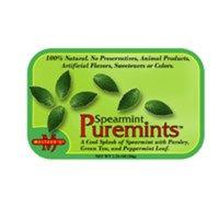 Meltzer'S Puremints, Puremints Spearmint Counter Display, 12 Pc