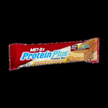 Met-Rx Protein Plus Creamy Peanut Butter Crisp Protein Bar