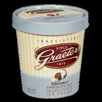 Graeter's Coconut Chocolate Chip Ice Cream