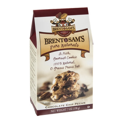 Brent & Sams Gourmet Cookies Chocolate Chip Pecan