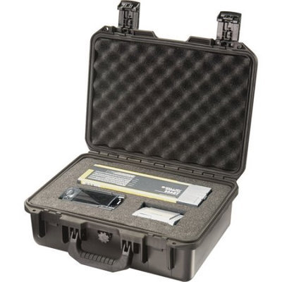 Pelican iM2200 Storm Case with Padded Dividers, Black