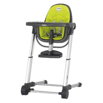Inglesina ECOM Zuma Highchair - Gray/Lime