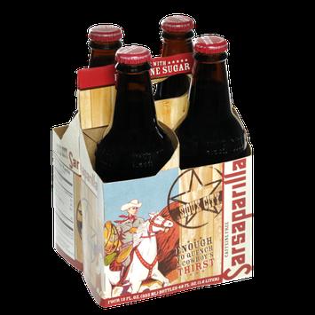 Sioux City Sarsaparilla Root Beer Caffeine Free - 4/12 fl oz pk