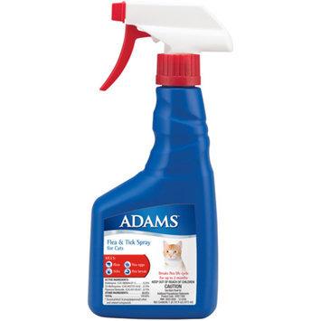 Adams Flea and Tick Mist Spray for Cats