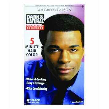 DDI Dark And Natural Hair Color Men Jet Black- Case of 12