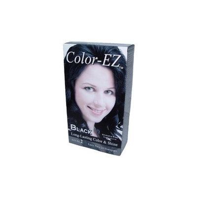 Color Ez Black Long Lasting Color and Shine