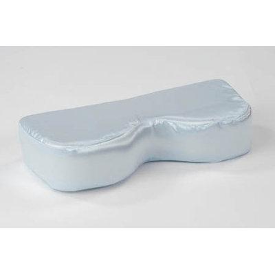 Alex Pillows Such Neck Pillow Satin White
