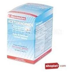 Acme United Corporation ACM90016 St. Vincent Acetaminophen Single Packets Pack o