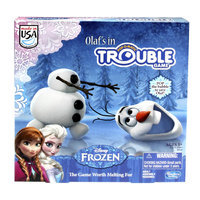 Hasbro Olaf's in Trouble Game