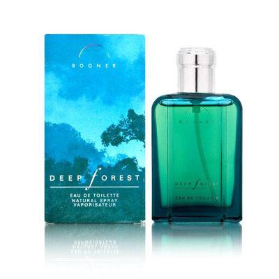 Bogner Deep Forest by Bogner for Men EDT Spray