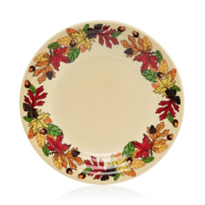 Fiesta Fall Fantasy Lunch Plate