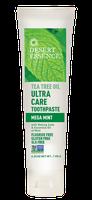 Desert Essence Ultra Care Toothpaste - Mega Mint