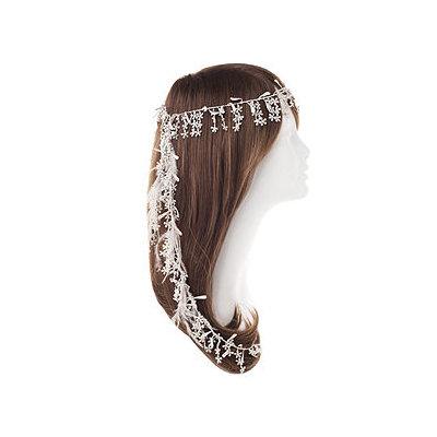 Jane Tran Hair Accessories Flora Lace Trim Headband