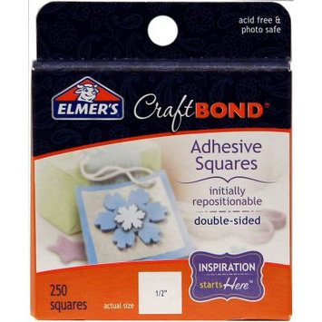 Elmer's Adhesive Squares .50