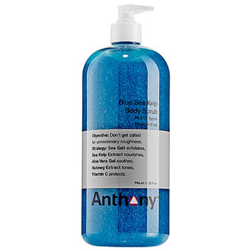 Anthony Blue Sea Kelp Body Scrub 32 oz