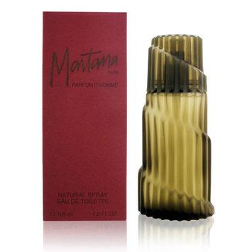 Montana - for Men Eau de Toilette Spray 4.2 oz