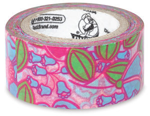 Duck Washi Tape Flirty Floral