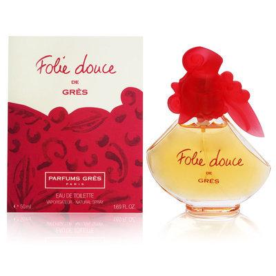 Parfums Gres Folie Douce by Gres 1.69 oz EDT Spray