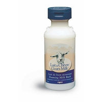 Canus Goat's Milk Foaming Milk Bath (16 Ounces) (Pack of 4)
