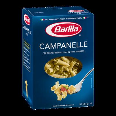 Barilla Pasta Campanelle