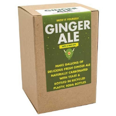 Copernicus Brew It Yourself Ginger Ale Kit Ages 8 and up