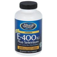 Vitamin Shoppe E-400 PLUS SELENIUM