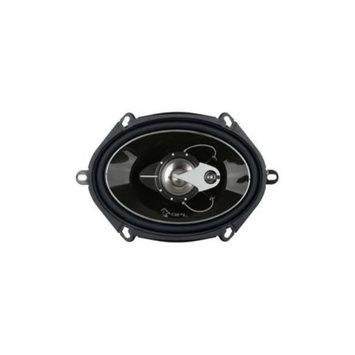 Power Acoustik AS573 SPL 5X7in 3-Way Speaker 250W