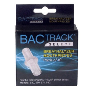 Bactrack Select Mouthpieces - 10 pk.