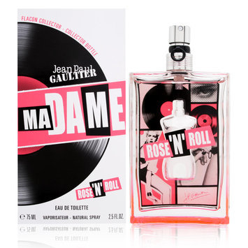 Jean Paul Gaultier Ma Dame Rose N Roll By Jean Paul Gaultier