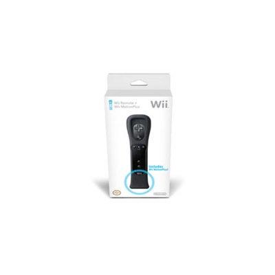 Nintendo of America Wii Remote/MotionPlus Bundle