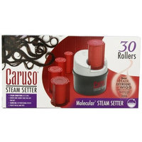 Caruso C97953 30 Molecular Steam Hairsetter with 30 Rollers
