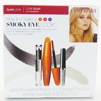 COVERGIRL How To Create A Smoky Eye- Glam Look