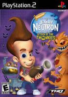 THQ Jimmy Neutron: Attack of the Twonkie