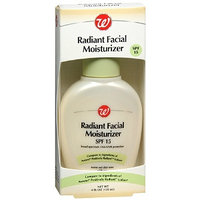 Walgreens Radiant Facial Moisturizer