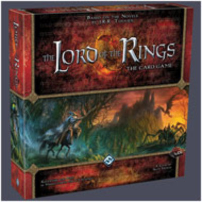Fantasy Flight Games The Lord of the Rings: The Card Game