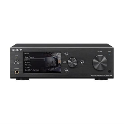 Sony HAPS1/B Hi-Res Network Audio Receiver