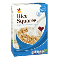 Ahold Rice Squares Cereal