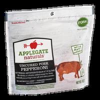 Applegate Naturals Uncured Pork Pepperoni