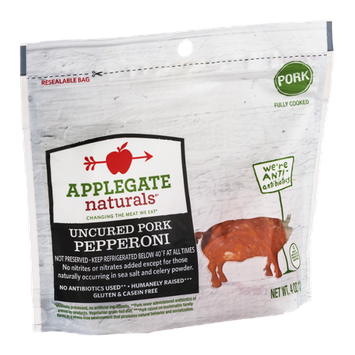 Applegate Naturals Uncured Pork Pepperoni